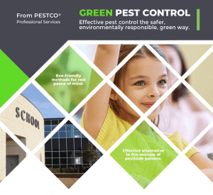 Pestco Environmentally Responsible Pest Control Schools