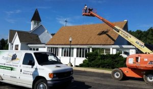 Nuisance Bird Removal Project Pittsburgh